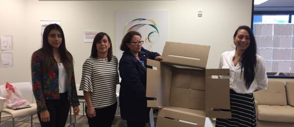 Inició la jornada electoral presidencial 2018 para la segunda vuelta en el Consulado de Colombia en San Francisco