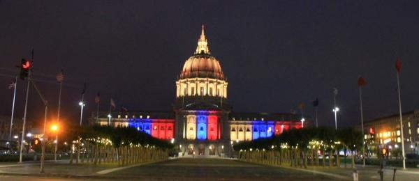 La Alcaldía de San Francisco se unió a la conmemoración de la Independencia Nacional