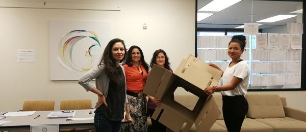 Avanza jornada electoral presidencial 2018 en el Consulado de Colombia en San Francisco