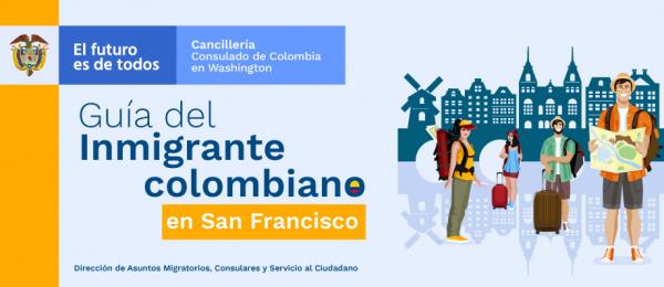 Guía del inmigrante colombiano en San Francisco en 2019